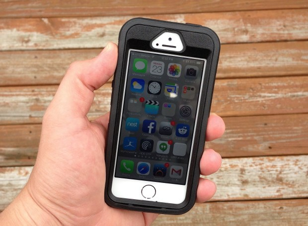OtterBox iPhone 5s case