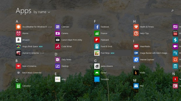 Using the Camera in Windows 8 (2)