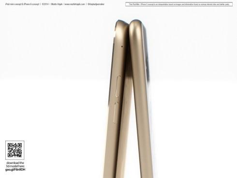 iPad mini 3 concepts