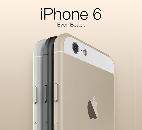This new iPhone 6 concept shows off the latest iPhone 6 rumors.