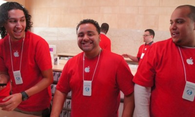 Apple is taking steps to convince you to come to the Apple Store on the iPhone 6 release date.