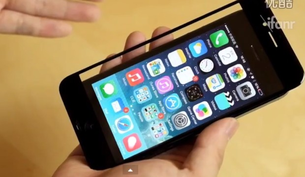 iPhone 4s and iPhone 5 upgraders will enjoy seeing the iPhone 6 may not be significantly bigger.