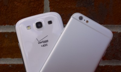 Even if both phones offer an 8MP camera, expect vastly better photos on the iPhone 6.
