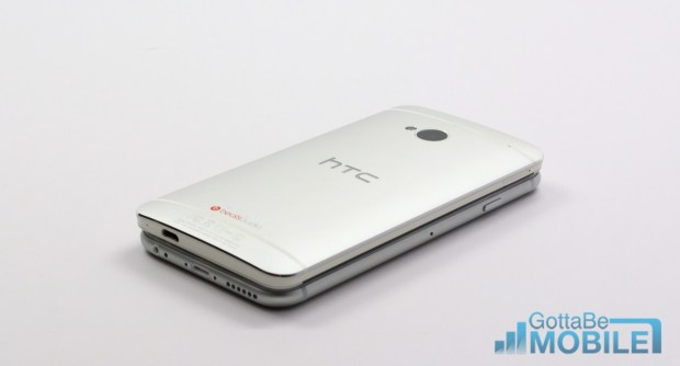 iPhone 6 vs HTC One - Design
