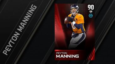 Best Madden 15 Ultimate team Players - Manning