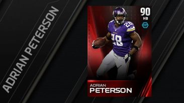 Best Madden 15 Ultimate team Players - Peterson