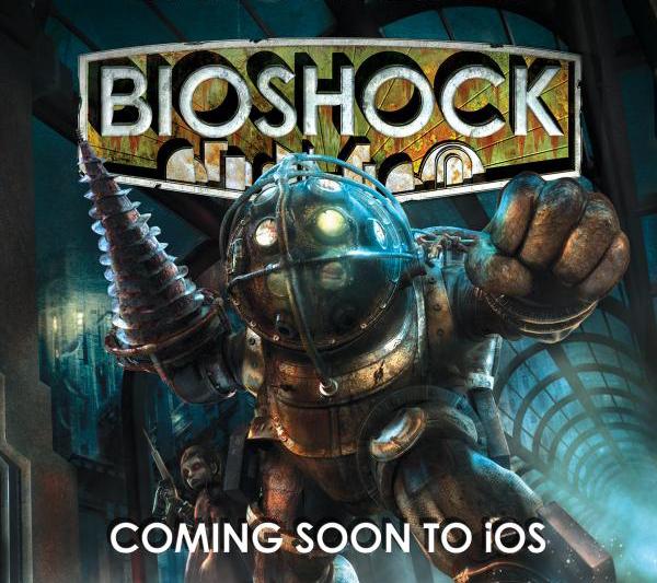 BioShock for iPad