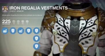 Destiny Multiplayer Video - Iron Banner Rewards - 3