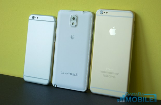 See how the Galaxy Note 3 vs iPhone 6 comparison shapes up.
