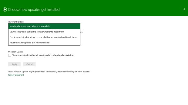 How To Stop Updates on Windows 8   (7)