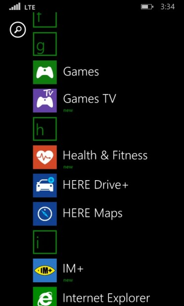 How to Use Bing Health to Track Your Steps with the Lumia 635 (8)