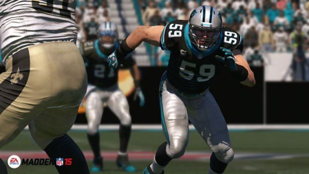 The Madden 15 Ea Access early play is limited to six hours.
