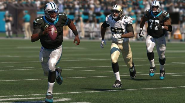 I can never share or sell Madden 15 digitally.