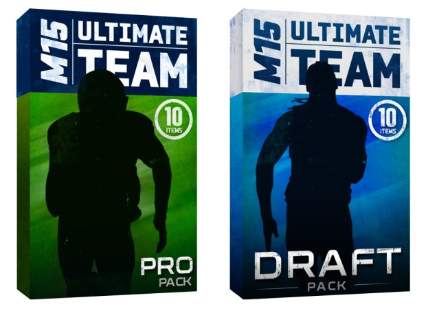 Madden 15 pre-order bonuses include MUT packs and a special stadium.