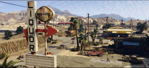 PS4 GTA 5 - PS4 Games to Buy 2014