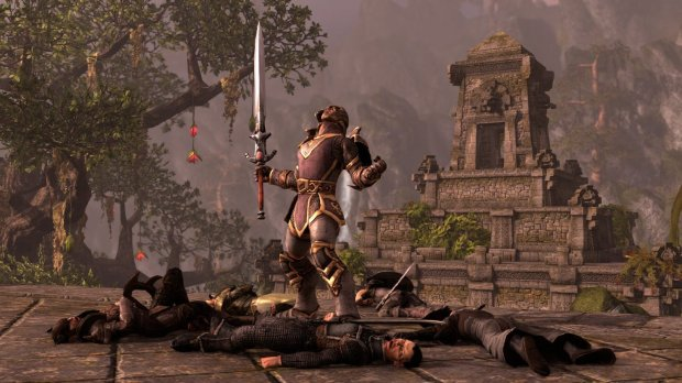 PS4 The Elder Scrolls Online - PS4 Games to Buy 2014