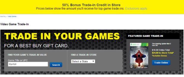 best buy 50 trade-in deal