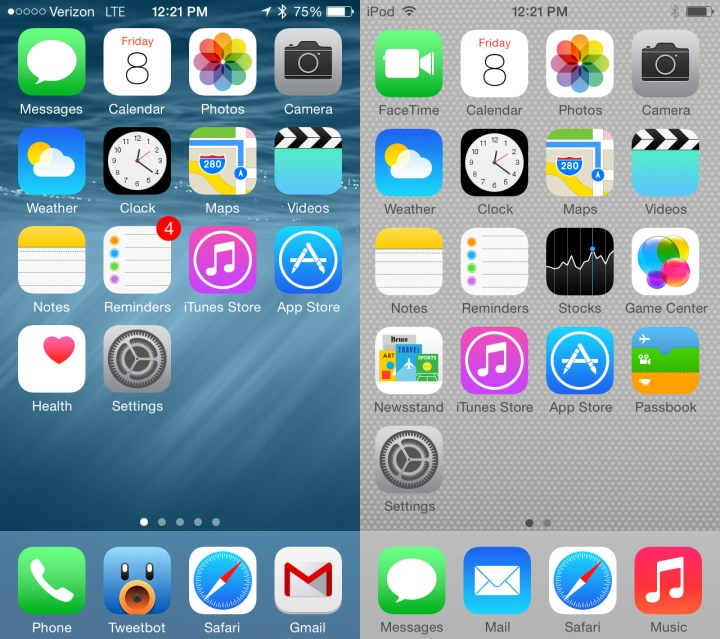 What's New in iOS 8