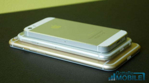 Expect a completely new look for the iPhone 6 design.