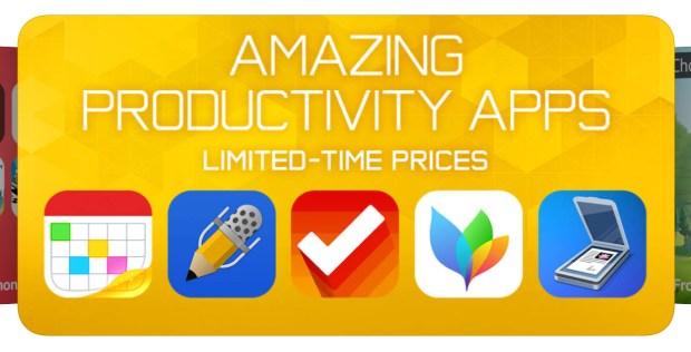 iPhone app sale