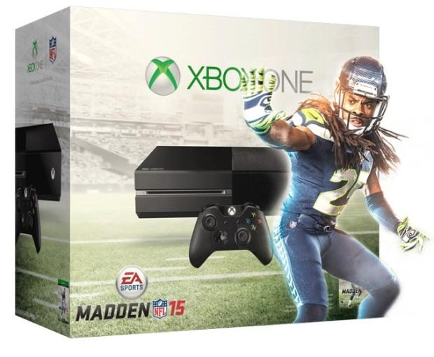 madden NFL 15 bundle