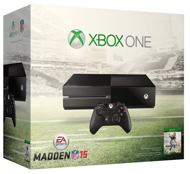 madden xbox one bundle