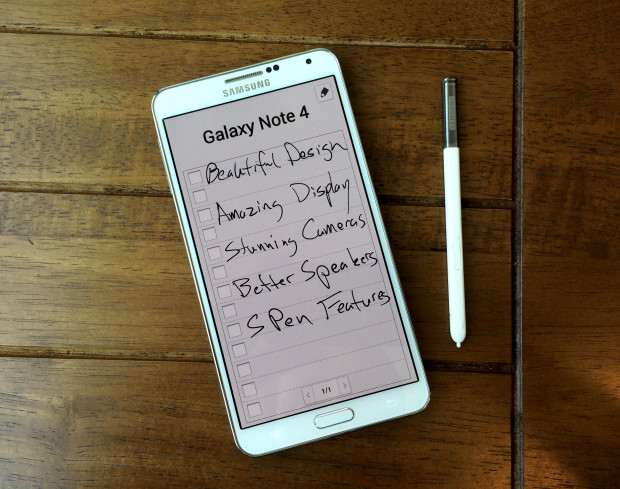 Watch the Galaxy Note 4 live stream at 9 AM Eastern, 6AM Pacific.