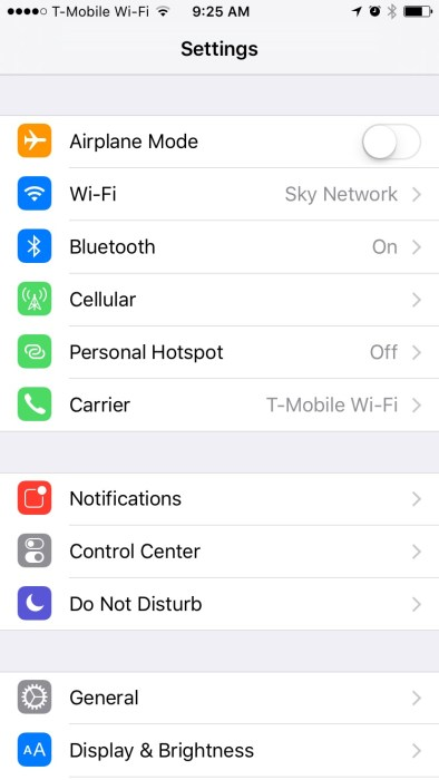 How To Turn On Hey Siri On Your iPhone with iOS 9 (3)