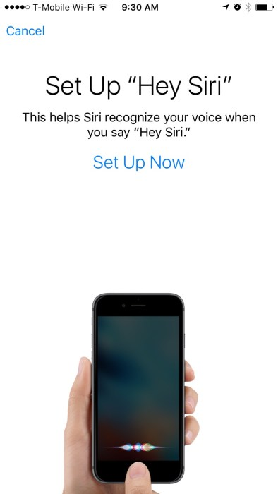 How To Turn On Hey Siri On Your iPhone with iOS 9 (8)