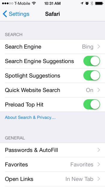 How to Get DuckDuckGo as your iOS 8 Default Search Engine (4)