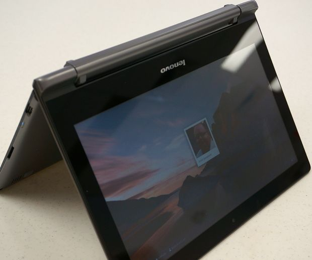 Lenovo-N20 tent mode