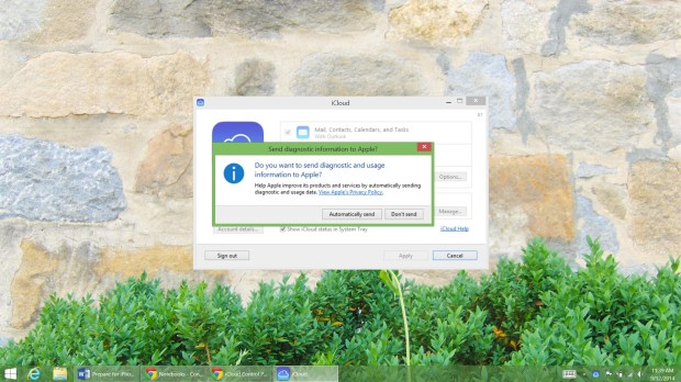 Prepare for iPhone 6 with iCloud for Windows (9)