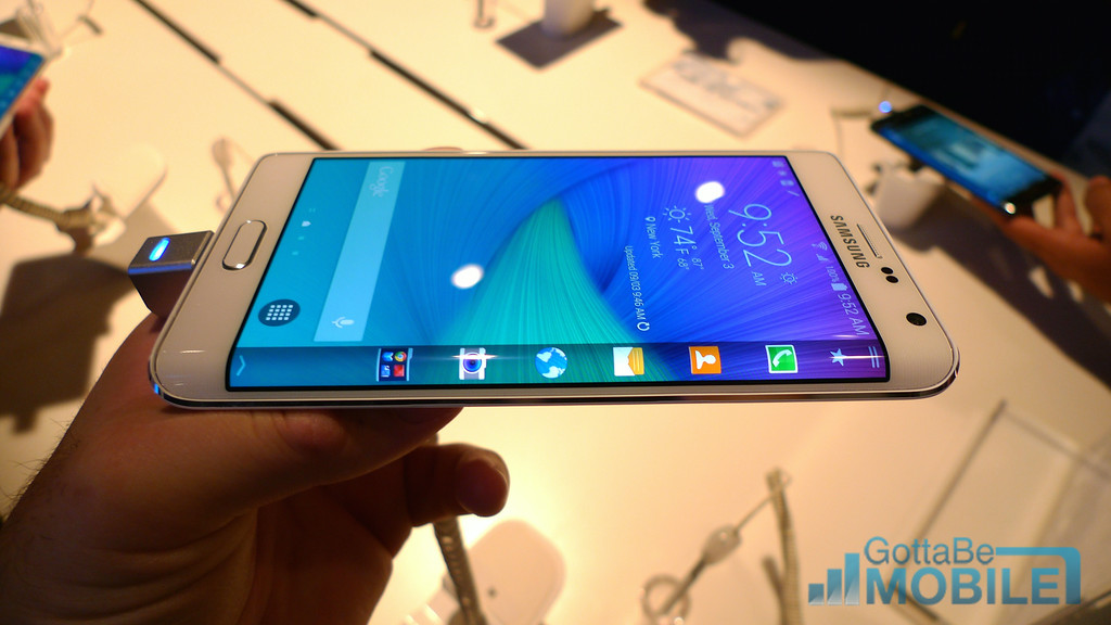 Galaxy note release date in Brisbane