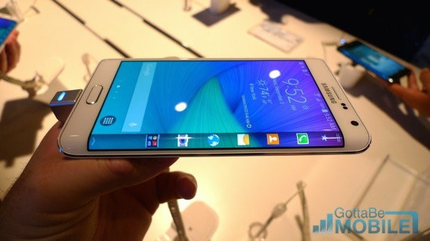 Samsung Galaxy Note Edge Photos 6