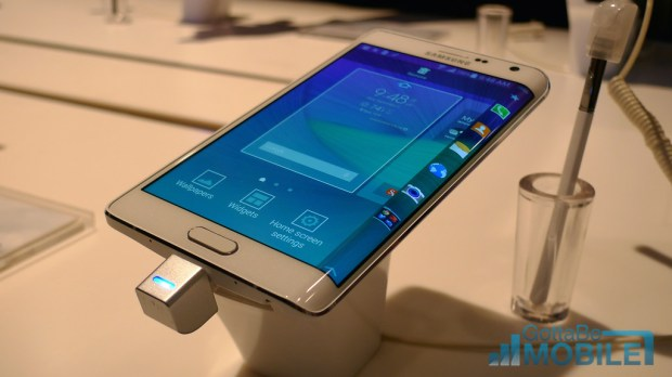 Samsung Galaxy Note Edge Photos S Pen