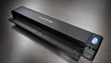 Fujitsu Computer Products of America Inc ScanSnap iX100