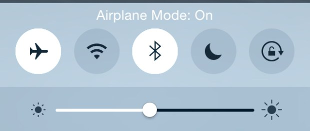 Airplane mode limits use, but deliver better battery life.