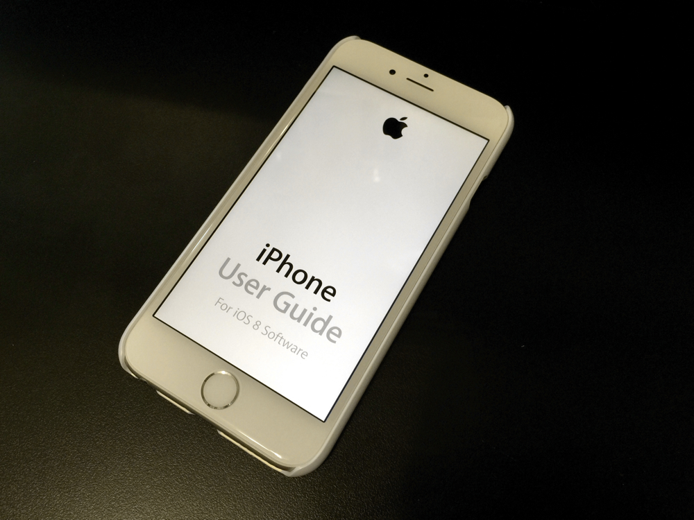 iphone 6 manual iphone 6 manual the guide to your new iphone 11358
