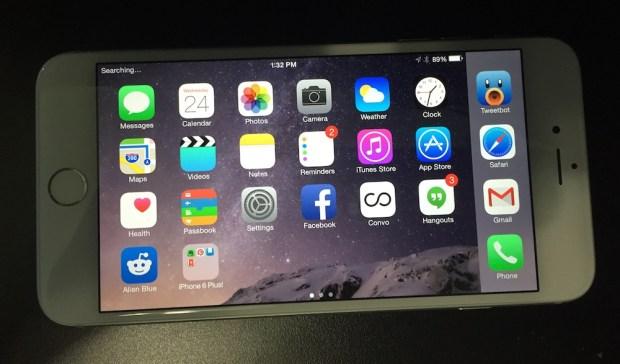 iPhone 6 no service iOS 8.0.1