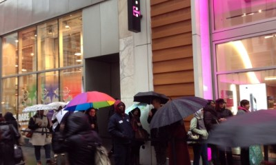 T-Mobile is ready for the iPhone 6 release date.