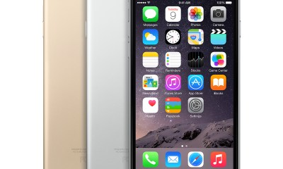 iPhone 6 shipments are already on the way to buyers.
