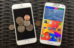 Expect to pay more for the iPhone 6 than the Galaxy S5, for quite some time.