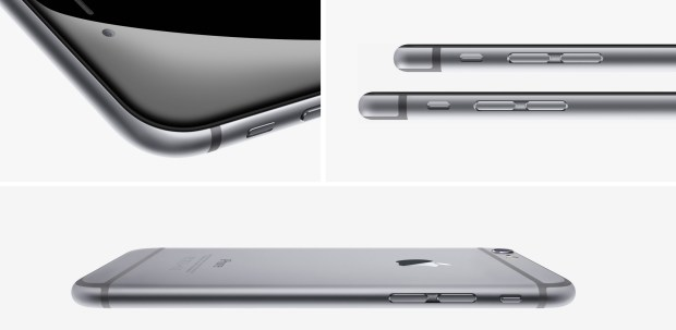 The iPhone 6 release date is the same for both devices.