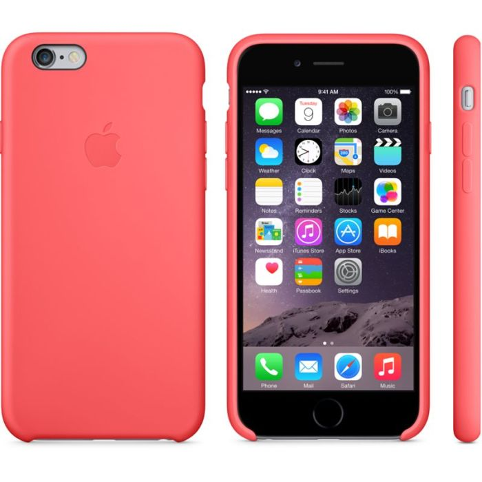Apple Silicone iPhone 6 Cases