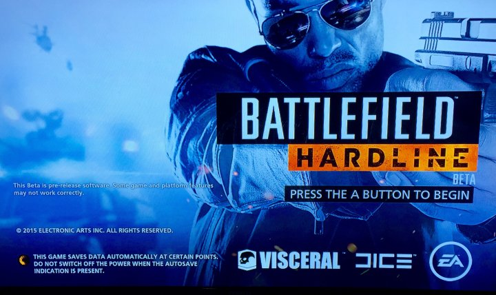 battlefield hardline episode 8 error