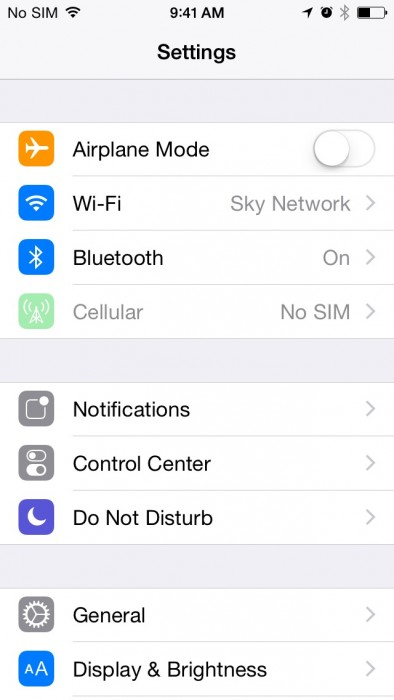 How to Stop Notification Badges on the iPhone  (3)