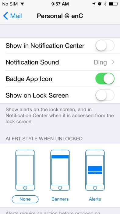 How to Stop Notification Badges on the iPhone (7)