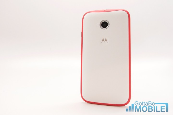 Motorola does a good job of delivering a design that feels more substantial than a phone in this price range should.