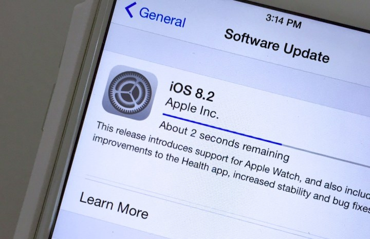 Use our iOS 8.2 update guide to get the new version of iOS 8 on your iPhone, iPad or iPod touch.