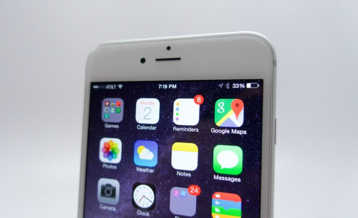 Most users can install the iOS 8.2 update on the iPhone 6 Plus, but with an Apple Watch release far off it is OK to wait.